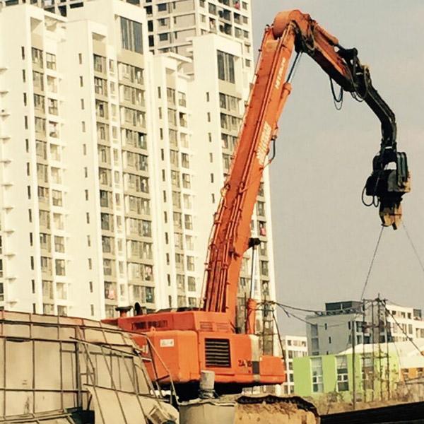 无锡大型工程建设挖机租赁